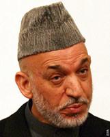 Hamid Karzai (EPA)