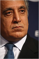 Zalmay Khalilzad (Joel Saget/AFP)