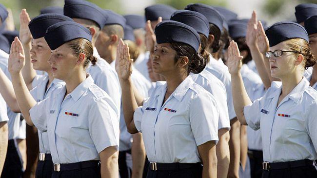 Why Women Should Not Enlist - Antiwar.com Original