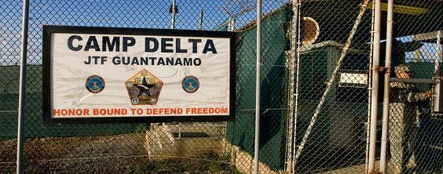 Gitmo- Camp Delta Credit AP