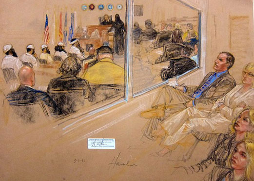 Justice fizzles: 9/11 co-conspirator trial at GITMO