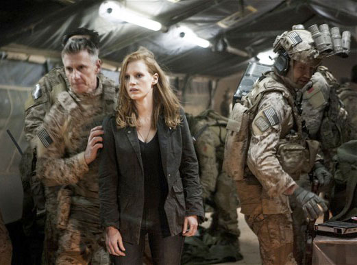 Revenge sizzles: Bin Laden raid in Zero Dark Thirty