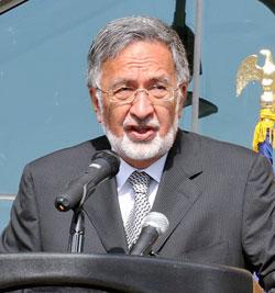 Zalmai Rassoul gains a Karzai