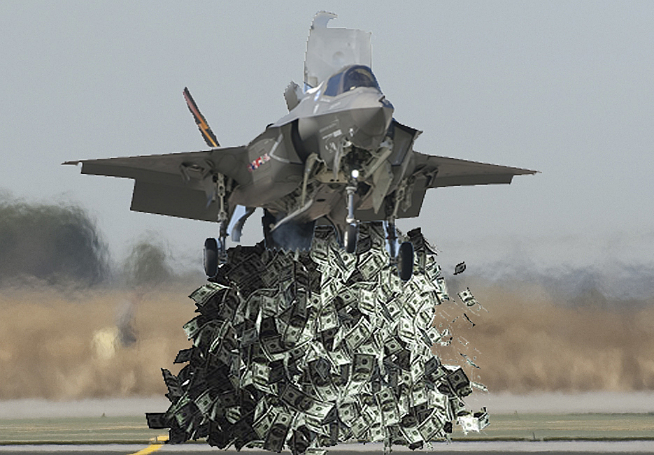 F-35-Money