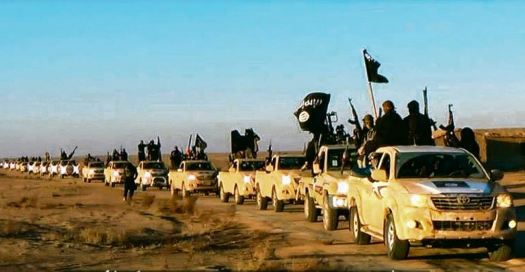 ISIS-toyota
