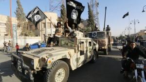 ISIS Humvee